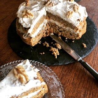 PUMPKIN CAKE FACILONGO Y ESPECTACULAR