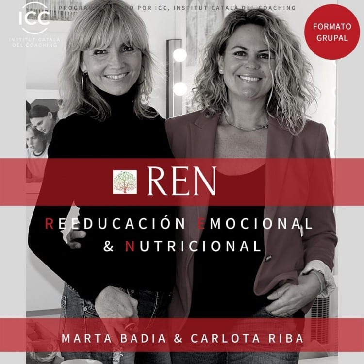 REN-Reeducación Emocional y Nutricional formato grupal - Marta Badia y Carlota Riba
